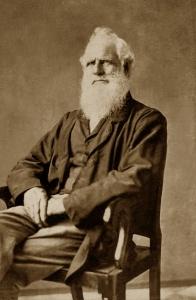 Nathaniel Webber Captain 1860s sepia